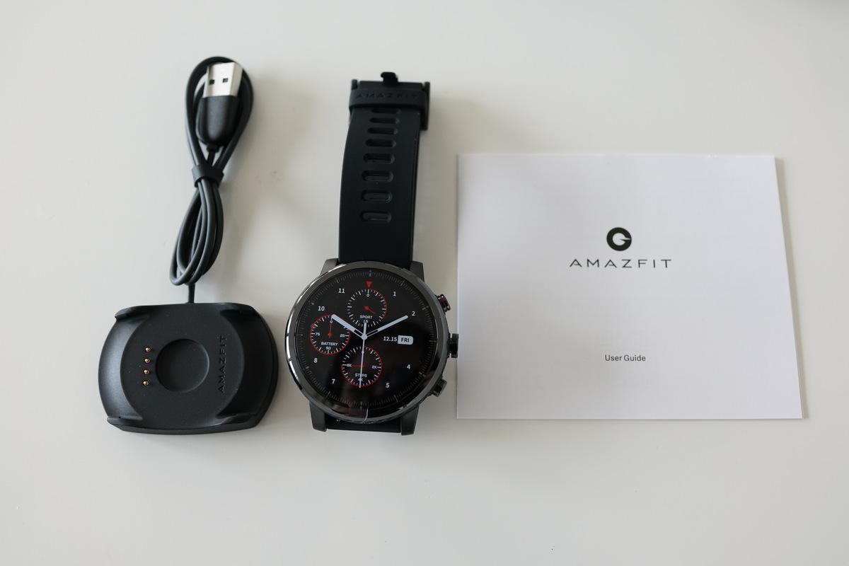Xiaomi Huami Amazfit Sport Smartwatch 2 レビュー