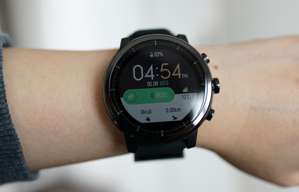 【セール価格$145.99】Xiaomi Huami Amazfit Sport Smartwatch 2 レビュー LINE受信可能・IPX68・電池持ち5日!