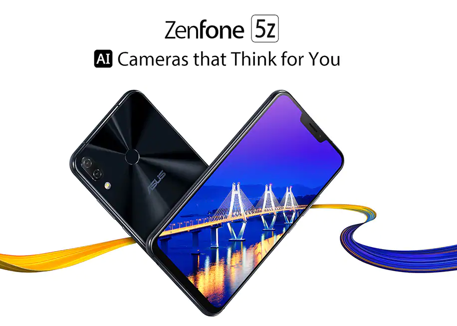 【クーポンで$469.99】ASUS zenfone 5Z スペックレビュー スナドラ845搭載でフルバンド対応
