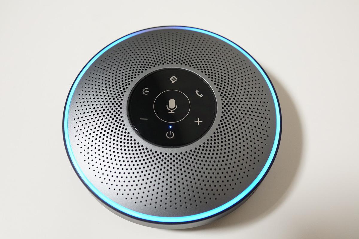 ビジネス用Bluetoothスピーカー「eMeet OfficeCore M2」実機レビュー