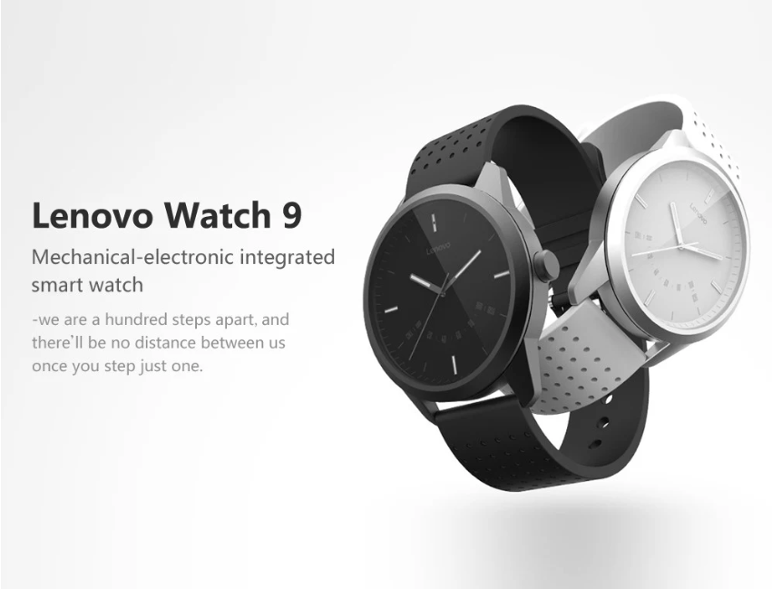8ATM防水のLenovo Watch X スマートウォッチが48.99ドル