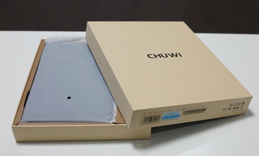 Chuwi Hi9 Pro 実機レビュー