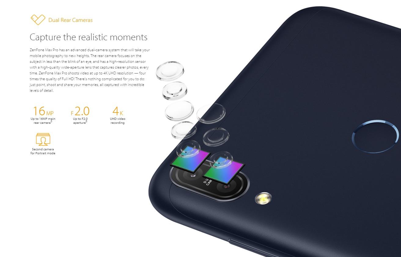 ZenFone Max Pro (M1) レビュー