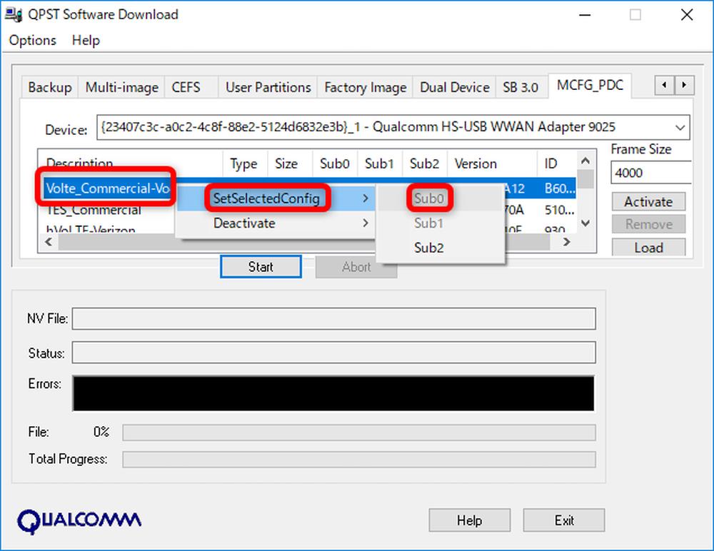 Vivo NEX SのVoLTE有効化方法でAUも利用可能に!Vivo NEX SのVoLTE情報を書き換える