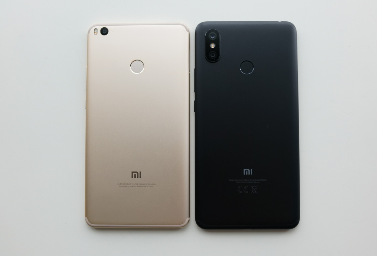 Xiaomi mi max 3 実機レビュー