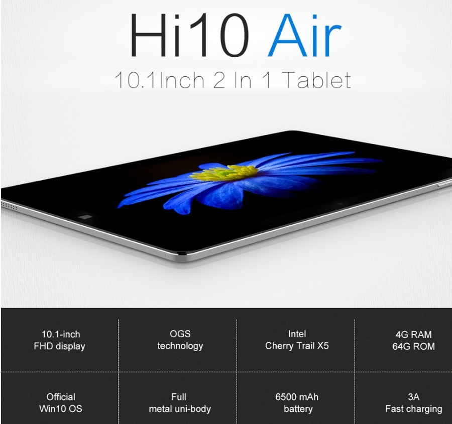 CHUWI Hi10 Air
