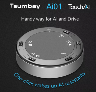 【セール価格$14.99】ながら運転対策にBluetooth接続でスマホをボイスコントロール可能なTsumbay Ai01がおすすめ