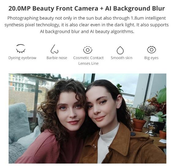 Xiaomi Mi 9 レビュー フロントカメラも負けてない!20MPで整形なみの詐欺加工可能