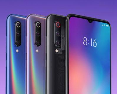 【セール価格$316.99】Xiaomi Mi9 Mi 9 スペックレビュー ベンチマーク・対応SIM・割引クーポンなどまとめ