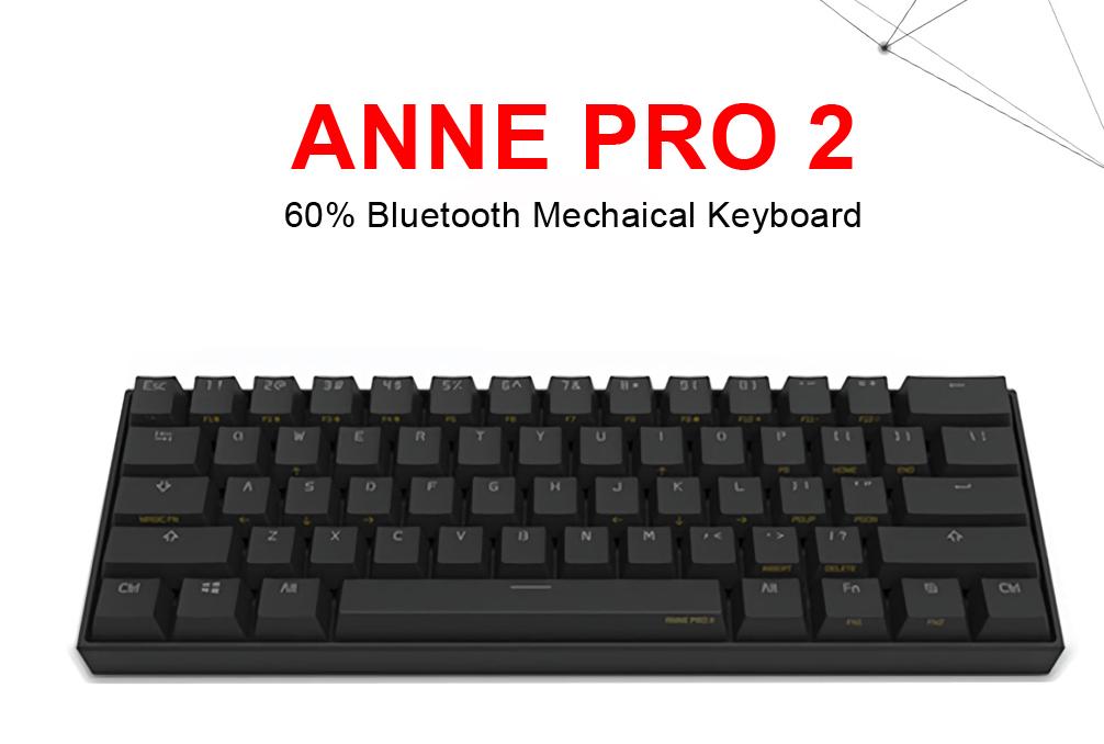 Anne Pro 2 Cherry Switch Version