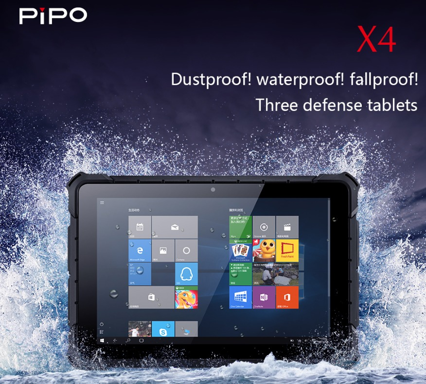 PIPO X4 外観写真