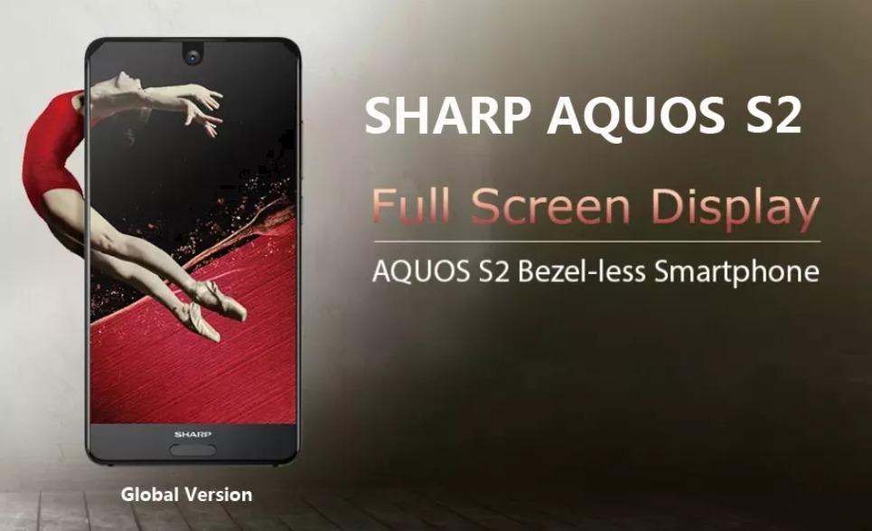 SHARP AQUOS S2(C10) Global Version