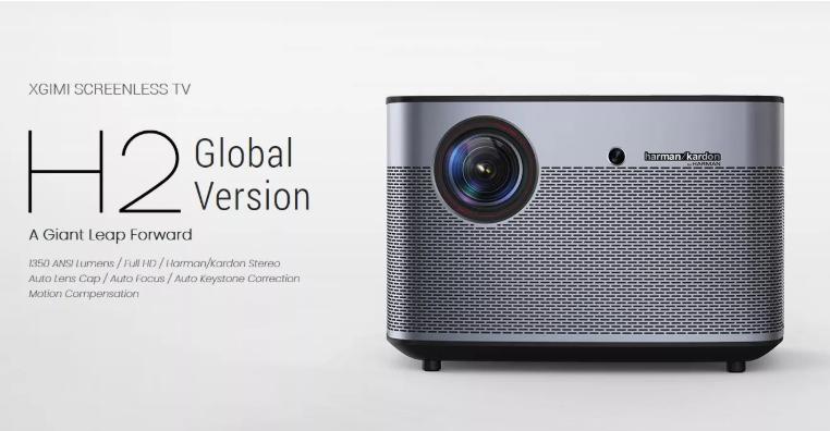 Xiaomi XGIMI H2 Projector
