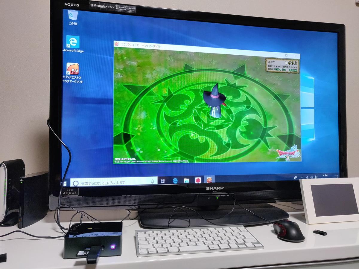 Beelink J45 Intel Pentium J4205 搭載miniPCのレビュー