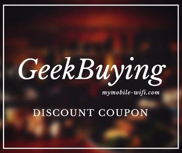 GeekBuyingのクーポン&セール情報【2021年5月版】