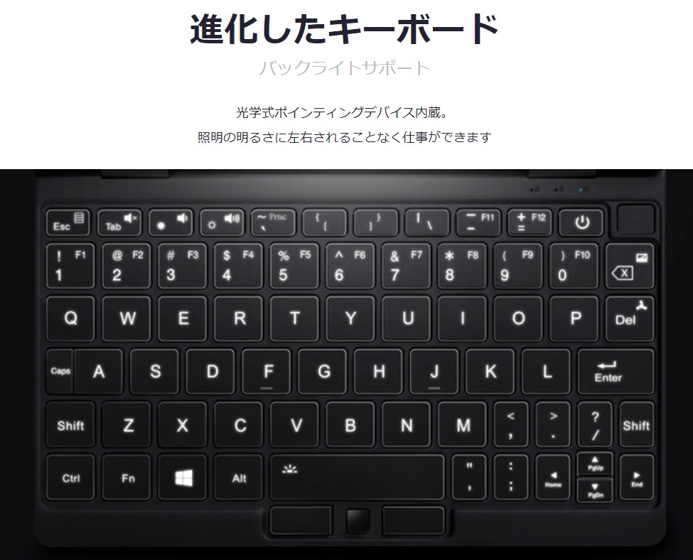 One Netbook One Mix 3S レビュー