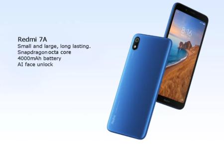 最安価格は$79.99!Xiaomi Redmi 7Aのスペックレビューと割引クーポンまとめ