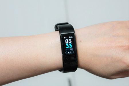 【セール価格$45.99】Huawei Band 3 Pro レビュー 睡眠計測や運動の質の計測がすごい!