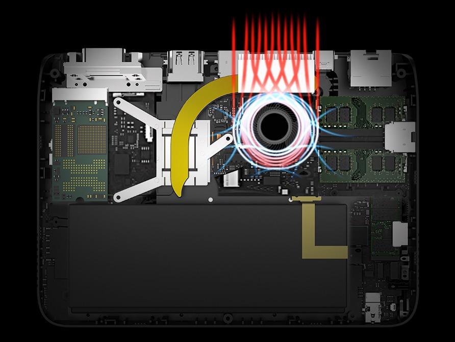 GPD MicroPC スペックレビュー