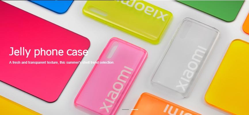 Xiaomi Mi CC9, Xiaomi Mi CC9 Meitu Edition, Xiaomi Mi CC9eのカバー