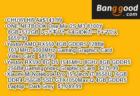 Banggoodにスマホ用クーポンとセール情報が27機種分追加