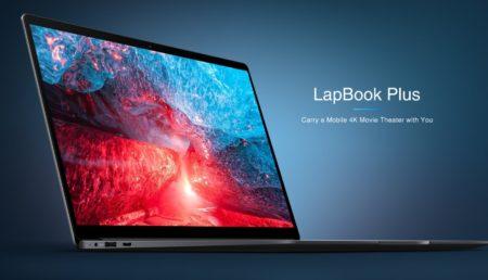 Chuwi Lapbook Plus スペックレビュー 15.6インチ4Kディスプレイ搭載の薄型軽量ノートPC