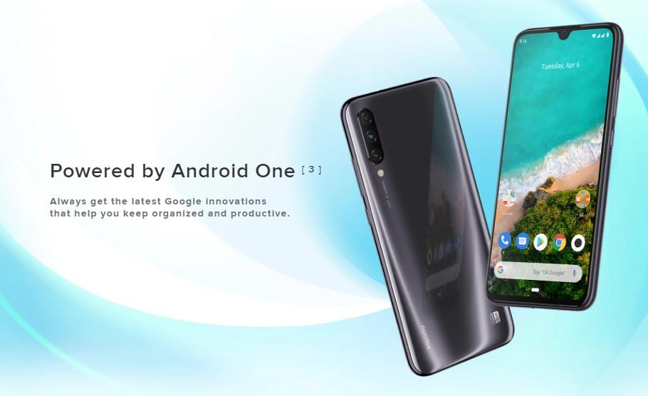 Xiaomi Mi A3 スペックレビュー