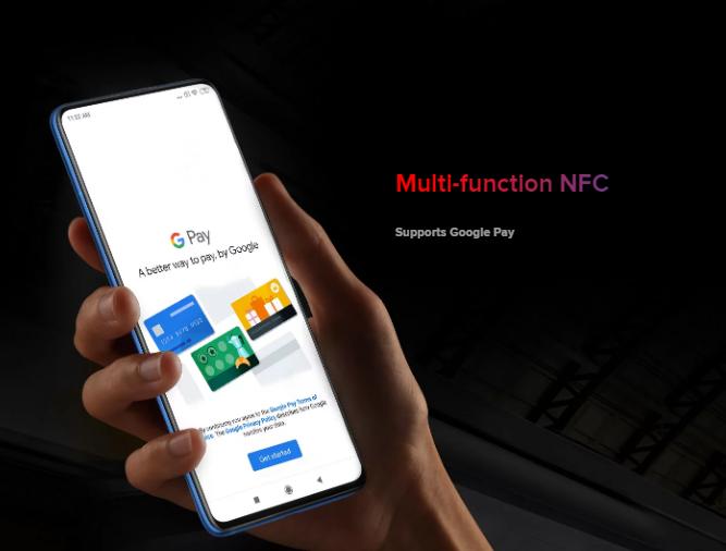 Xiaomi Redmi K20のスペックレビュー NFC搭載
