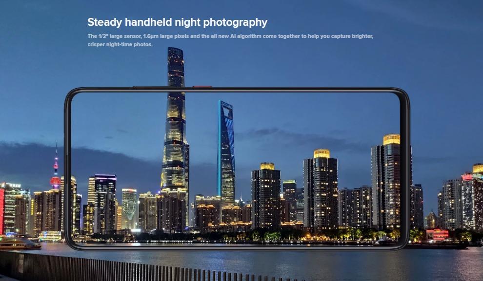 Xiaomi Mi 9Tのスペックレビュー 夜景モードを搭載