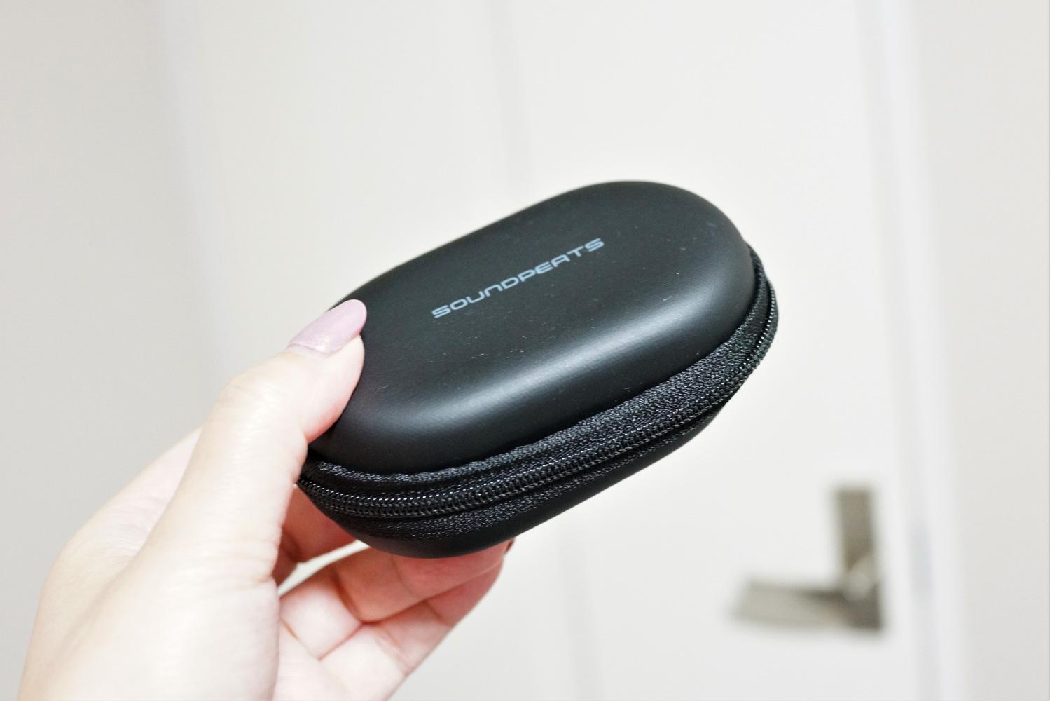 SoundPEATS(サウンドピーツ) Q35 HD Bluetooth5.0 イヤホンレビュー