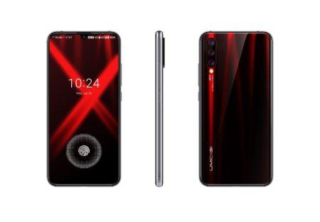 【セール価格$179.99】UMIDIGI X スペックレビュー B6/B18/B19対応・48MPトリプルレンズカメラ・インディスプレイ指紋センサー搭載
