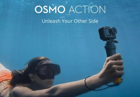 【セール価格$219.99】DJI Osmo Action スペックレビュー 水深11mまでの耐水性・4K60FPS対応!