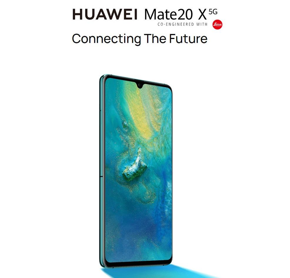 HUAWEI Mate20 X 5G スペックレビュー