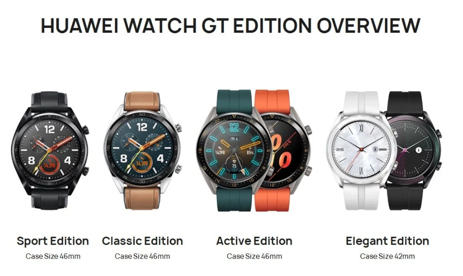 HUAWEI WATCH GT Smart Sports Watch