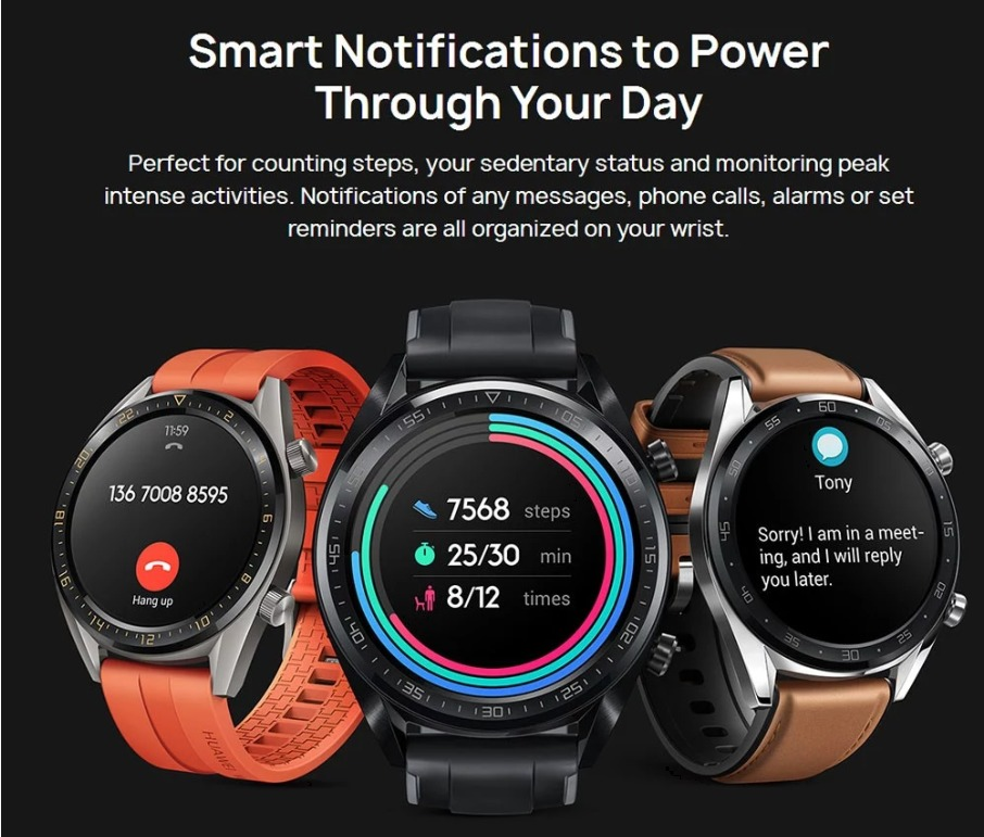 HUAWEI WATCH GT Sports Smart Watch