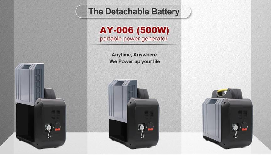 停電時に便利AC電源搭載で500Wまで使えるポータブル電源BOSSCAT AY-006レビュー バッテリー交換の例