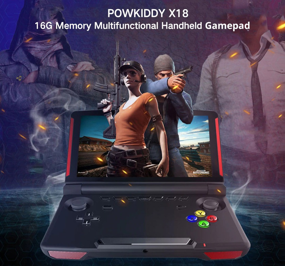 PowKiddy X18 スペックレビュー