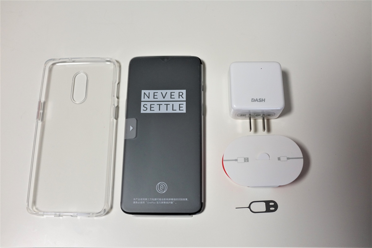OnePlus 7 レビュー 外観写真