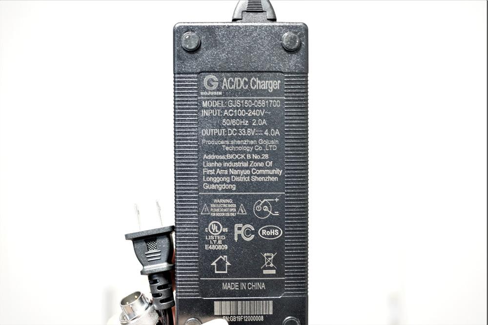 停電時に便利AC電源搭載で500Wまで使えるポータブル電源BOSSCAT AY-006レビュー 充電について