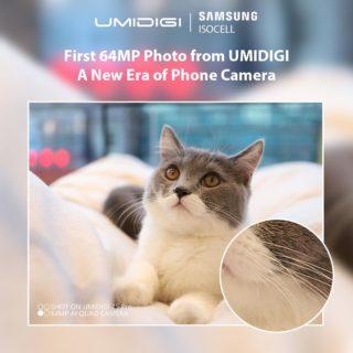 UMIDIGI Z5 Pro がスペック公開 背面カメラは64MPでSamsung GW1センサー搭載フラッグシップモデル!