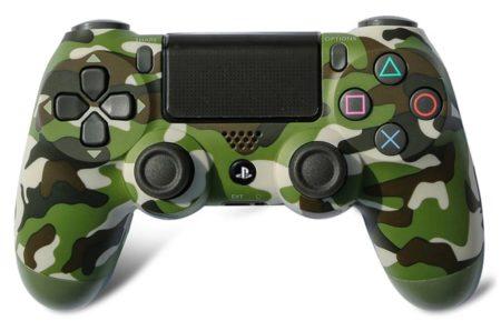 【セール価格$18.11】PlayStation 4用のゲームコントローラー『DualShock 4』が約56%割引です!