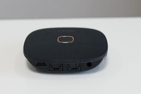 1台2役!AUKEY Bluetoothトランスミッター レシーバーレビュー Bluetooth 5.0・APT-X LL低遅延対応!
