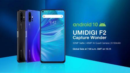 48MPクアッドカメラ搭載『UMIDIGI F2』のスペック詳細と撮影画像サンプルなどが公開~10名にプレゼント企画もあります!