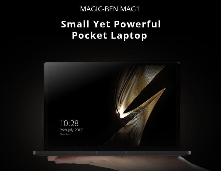 Magic-Ben MAG1 スペックレビュー