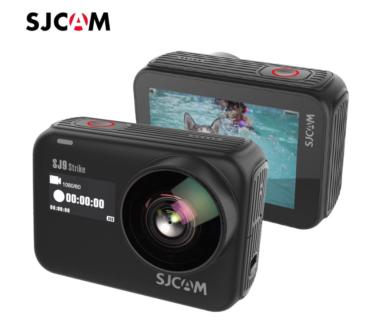 4K 60FPS撮影が可能なアクションカメラSJCAM SJ9 Strikeが$195.99でセール中!