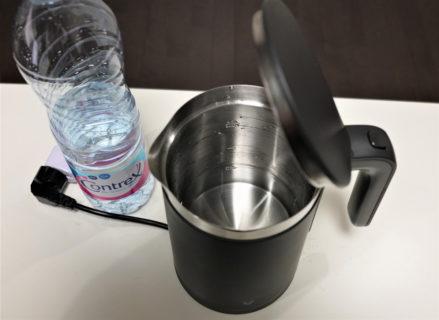 ワンタッチで白湯が作れて保温ができる電気ポット VIOMI YM-K1503 レビュー