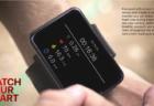 『LEMFO LEMT』LTE対応2.86インチの大画面を搭載したスマートウォッチフォンが$149.99でセール中