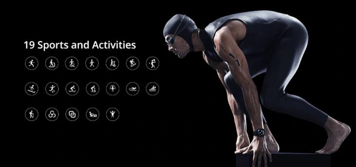 Amazfit Stratos 3 Smart GPS Sports Watch スポーツモードについて