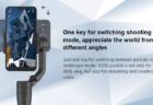【セール価格$59.99】FeiyuTech VLOG Pocket スマホ用ジンバル 軽量コンパクトなのに240gまで対応