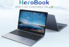 【セール価格$189.99】14.1インチラップトップ Chuwi HeroBook のスペックレビューと割引クーポンなどまとめ